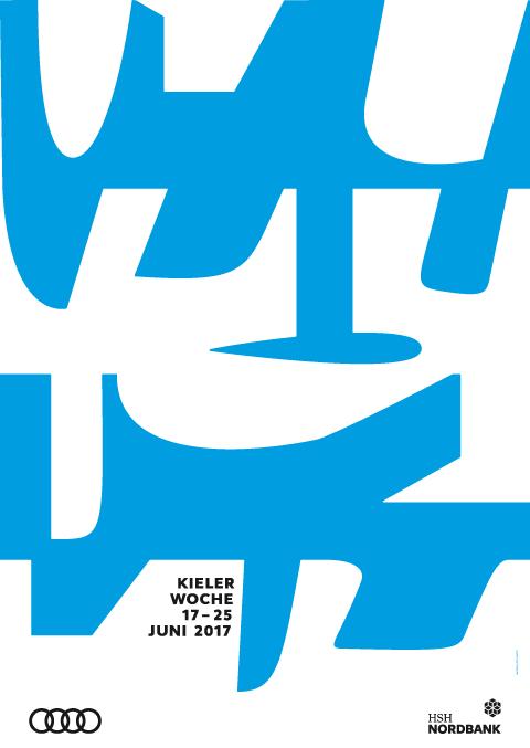 Logo Kieler Woche 2017